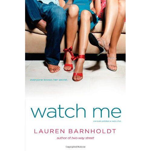 Lauren Barnholdt - Watch Me - Preis vom 13.06.2021 04:45:58 h