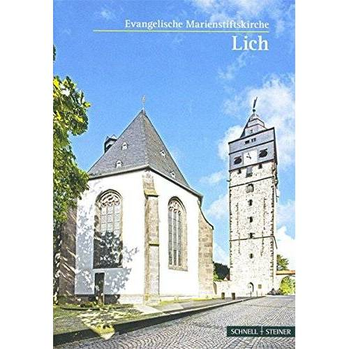 - Lich: Evangelische Marienstiftskirche - Preis vom 22.06.2021 04:48:15 h