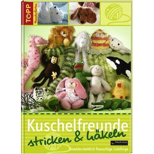 Kathja Herrenknecht - Kuschelfreunde stricken & häkeln - Preis vom 15.06.2021 04:47:52 h
