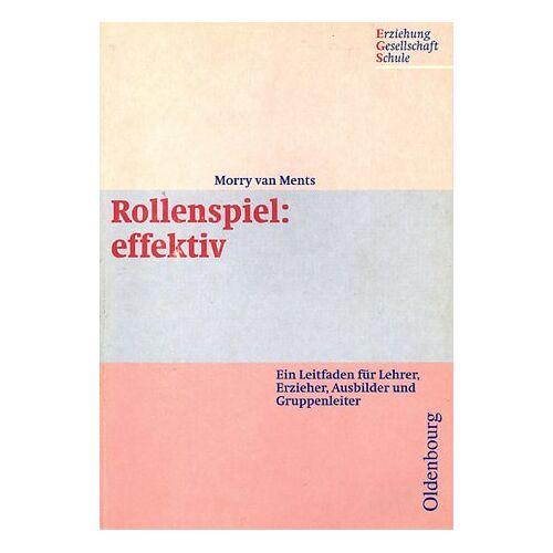Ments, Morry van - Rollenspiel: effektiv - Preis vom 19.06.2021 04:48:54 h