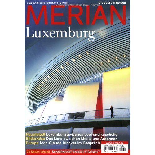 - MERIAN Luxemburg (MERIAN Hefte) - Preis vom 19.06.2021 04:48:54 h