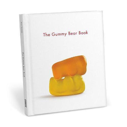Dan Golden - Gummy Bear Book (Stationery) - Preis vom 17.06.2021 04:48:08 h