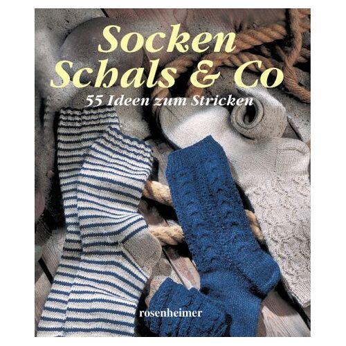 - Socken, Schals und Co. 55 Ideen zum Stricken - Preis vom 16.06.2021 04:47:02 h