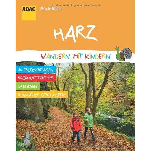 - ADAC Wanderführer Wandern mit Kindern Harz - Preis vom 18.06.2021 04:47:54 h