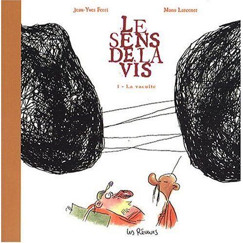 Larcenet/Ferri - Le sens de la vis La vacuité - Preis vom 15.06.2021 04:47:52 h