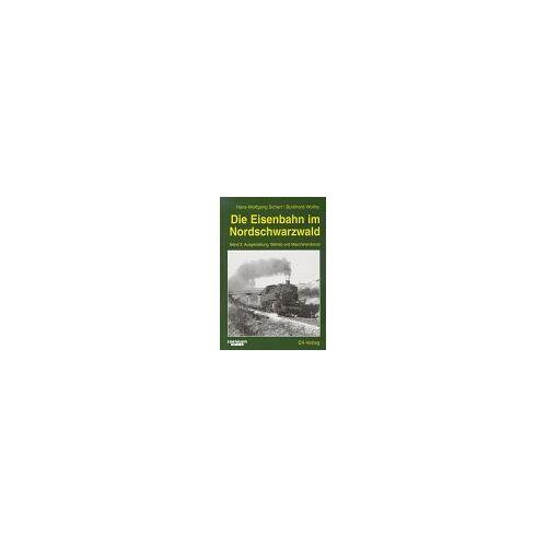 Hans-Wolfgang Scharf - Die Eisenbahn im Nordschwarzwald, Bd.2, Ausgestaltung, Betrieb und Maschinendienst - Preis vom 11.10.2021 04:51:43 h