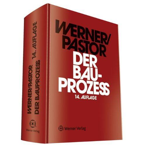 Ulrich Werner - Der Bauprozess - Preis vom 18.06.2021 04:47:54 h