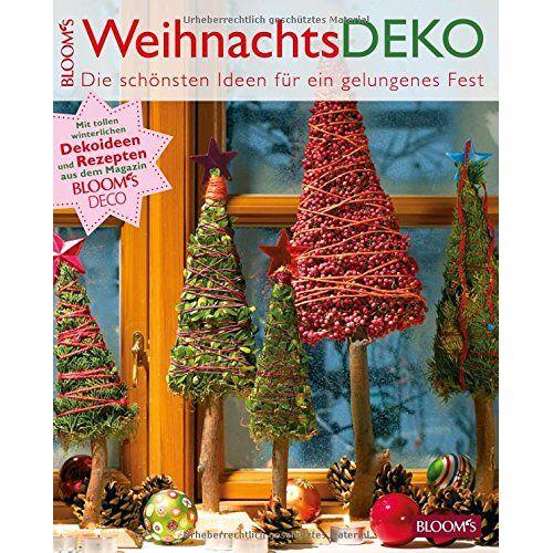 Team BLOOM's - WeihnachtsDEKO: Die schönsten Ideen der BLOOM's Deko-Profis für Advent und Weihnachten - Preis vom 14.06.2021 04:47:09 h
