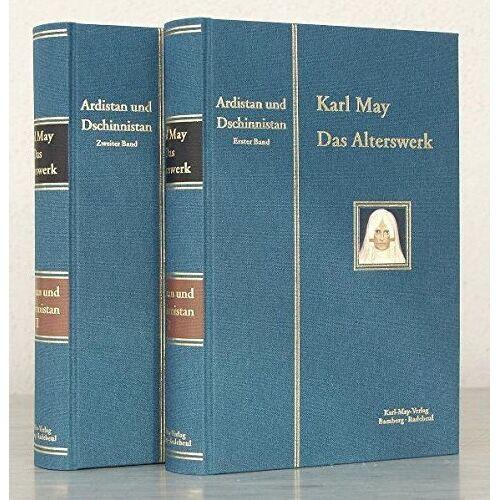 Karl May - Ardistan und Dschinnistan II: Kritische Ausgabe - Preis vom 12.06.2021 04:48:00 h