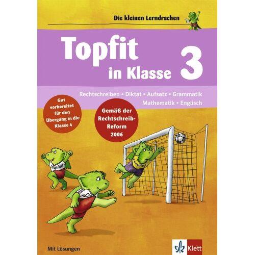 Hans Bergmann - Topfit in Klasse 3. RSR 2006 - Preis vom 22.09.2021 05:02:28 h