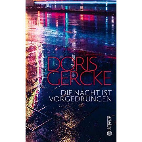 Doris Gercke - Die Nacht ist vorgedrungen (Ariadne) - Preis vom 17.06.2021 04:48:08 h