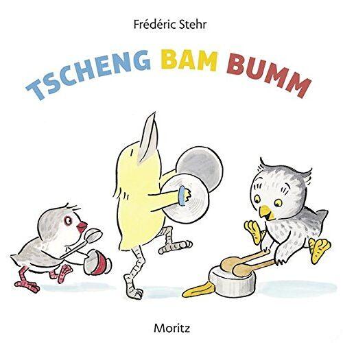 Frédéric Stehr - Tscheng Bam Bumm - Preis vom 09.06.2021 04:47:15 h