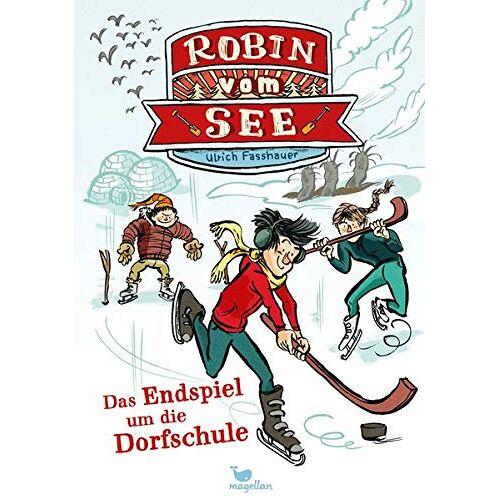 Ulrich Fasshauer - Robin vom See - Das Endspiel um die Dorfschule - Preis vom 11.06.2021 04:46:58 h
