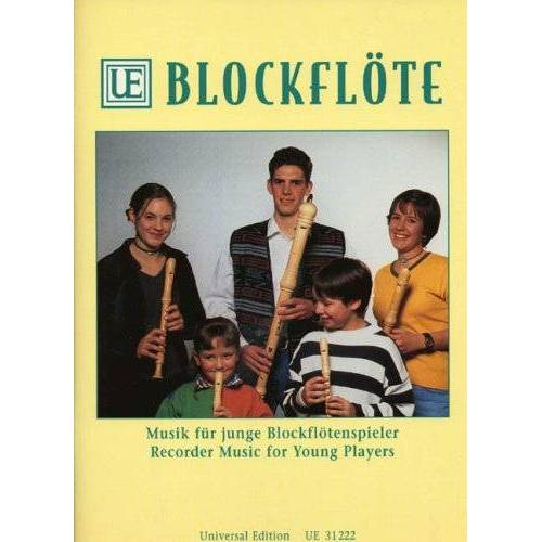 - Ue Blockfloete - Blockfloetenmusik Fuer Junge Spieler. Blockflöte - Preis vom 23.10.2021 04:56:07 h
