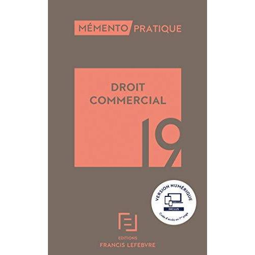 - Droit commercial - Preis vom 14.06.2021 04:47:09 h