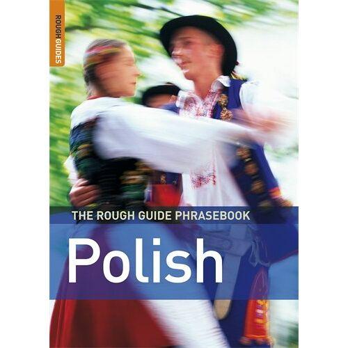 Lexus - The Rough Guide Phrasebook Polish (Rough Guides Phrase Books) - Preis vom 20.06.2021 04:47:58 h
