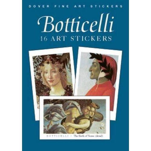 - Botticelli: 16 Art Stickers (Fine Art Stickers) - Preis vom 18.06.2021 04:47:54 h