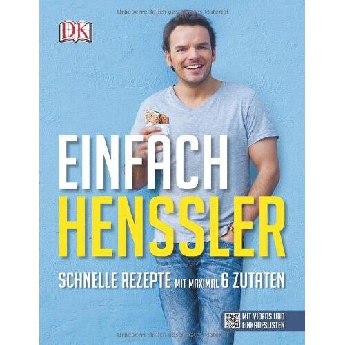 Steffen Henssler - Einfach Henssler: Schnelle Rezepte mit maximal 6 Zutaten - Preis vom 22.06.2021 04:48:15 h