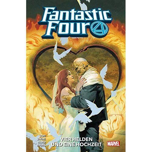 Dan Slott - Fantastic Four - Neustart: Bd. 2 - Preis vom 14.06.2021 04:47:09 h