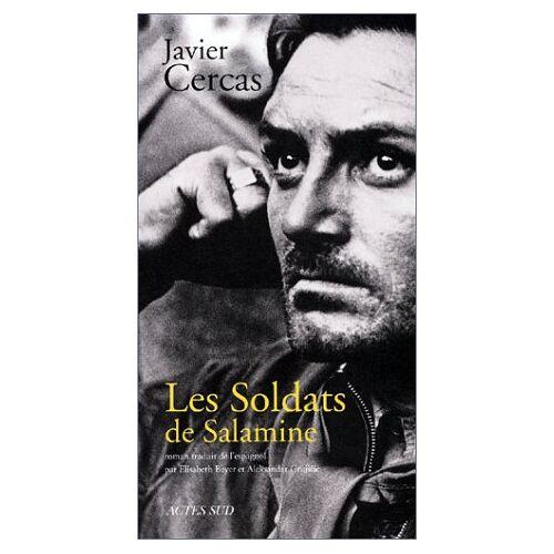Javier Cercas - Les soldats de Salamine - Preis vom 18.06.2021 04:47:54 h