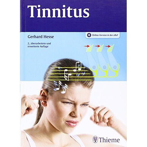 Gerhard Hesse - Tinnitus - Preis vom 13.10.2021 04:51:42 h