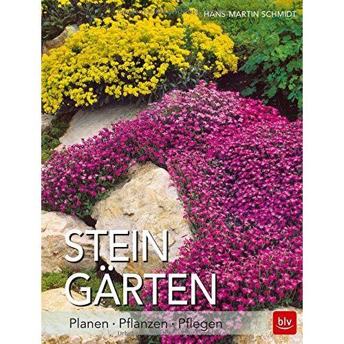 Hans-Martin Schmidt - Steingärten: Planen · Bepflanzen · Pflegen - Preis vom 11.06.2021 04:46:58 h