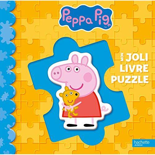 - Mon joli livre puzzle Peppa Pig - Preis vom 23.09.2021 04:56:55 h