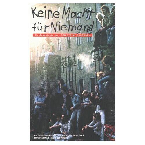 Kai Sichtermann - Keine Macht für Niemand - Preis vom 22.06.2021 04:48:15 h