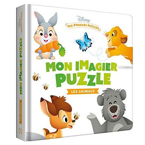 - DISNEY BABY - Mes Premiers Puzzles - Mon imagier puzzle les animaux - Preis vom 11.10.2021 04:51:43 h
