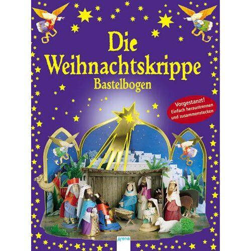Annett Stütze - Die Weihnachtskrippe. Bastelbogen - Preis vom 18.06.2021 04:47:54 h
