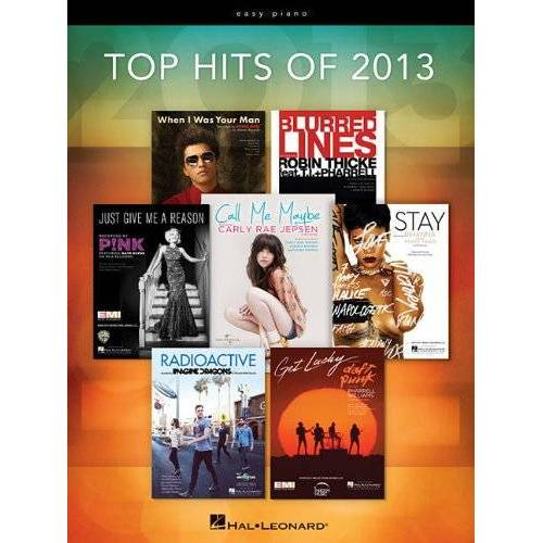 Hal Leonard Publishing Corporation - Top Hits of 2013: Easy Piano: Arranged for Easy Piano - Preis vom 19.06.2021 04:48:54 h