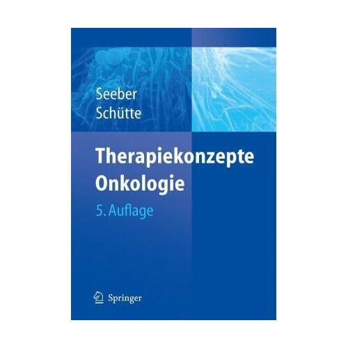 Siegfried Seeber - Therapiekonzepte Onkologie - Preis vom 28.07.2021 04:47:08 h