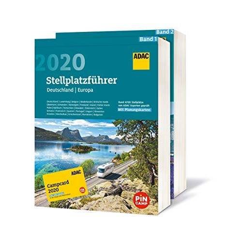 - ADAC Stellplatzführer 2020 - Preis vom 17.06.2021 04:48:08 h