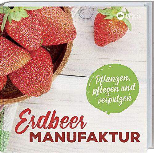 LV.Buch - Erdbeer-Manufaktur: Pflanzen, pflegen und verputzen. - Preis vom 11.06.2021 04:46:58 h