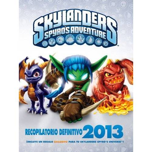 Skylanders - Skylanders. Recopilatorio definitivo 2013 - Preis vom 11.06.2021 04:46:58 h