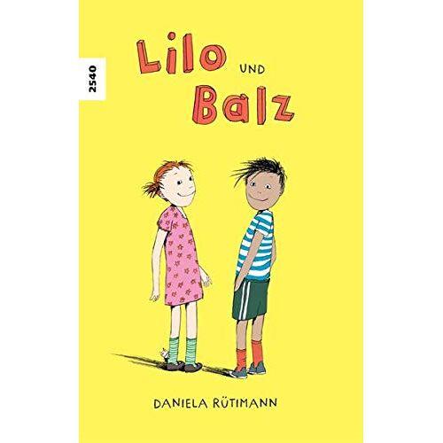 Daniela Rütimann - Lilo und Balz - Preis vom 17.06.2021 04:48:08 h