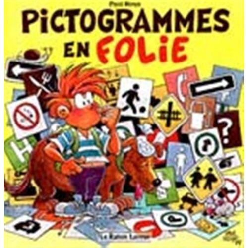 Paul Roux - Pictogrammes en Folie - Preis vom 14.06.2021 04:47:09 h