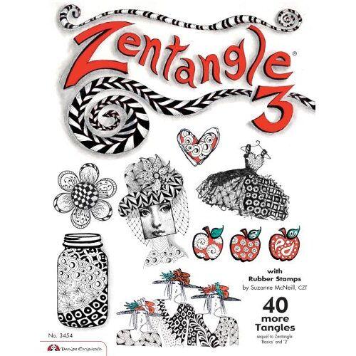 Suzanne McNeill - Zentangle(R) 3 - Preis vom 20.09.2021 04:52:36 h