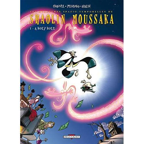 David Chauvel - Shaolin Moussaka T01: A Holy Hole - Preis vom 12.09.2021 04:56:52 h