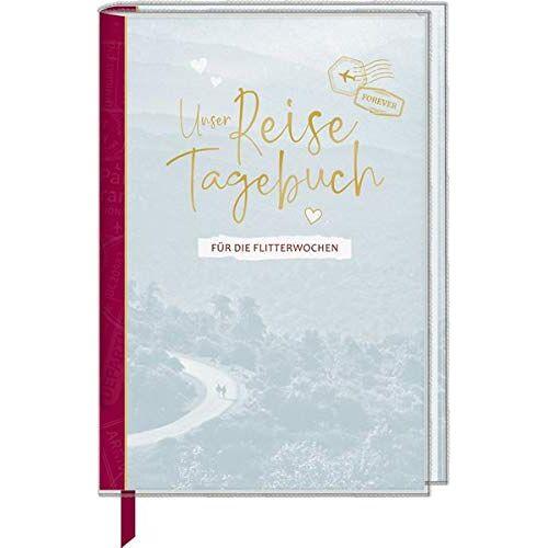 - Eintragbuch mit Sammeltasche - Unser Reisetagebuch für die Flitterwochen - Preis vom 17.06.2021 04:48:08 h