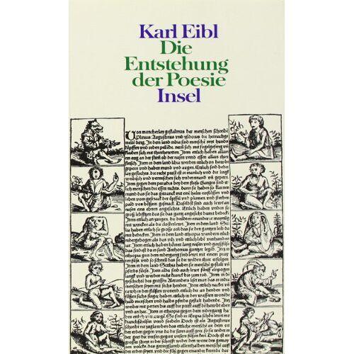 Karl Eibl - Die Entstehung der Poesie - Preis vom 16.05.2021 04:43:40 h