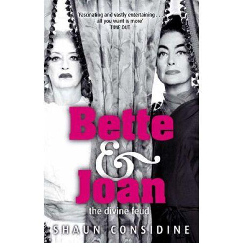 Shaun Considine - Bette and Joan: The Divine Feud - Preis vom 18.06.2021 04:47:54 h