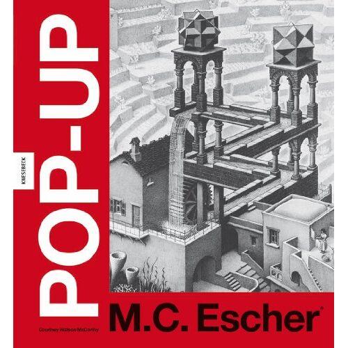 Escher, M. C. - M. C. Escher Pop-up - Preis vom 09.06.2021 04:47:15 h