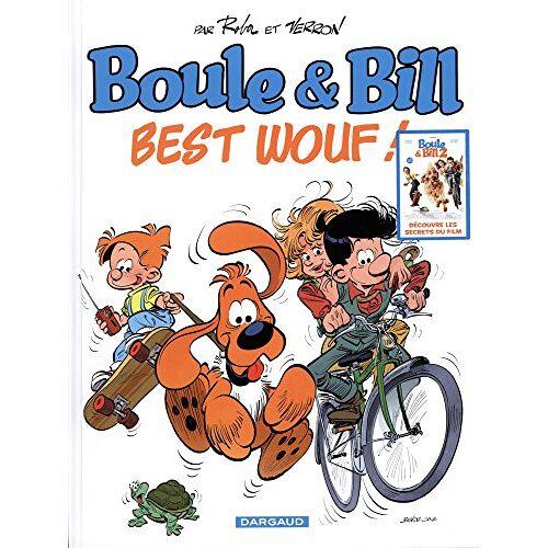 - Boule & Bill - roman : Best Wouf - Preis vom 17.05.2021 04:44:08 h
