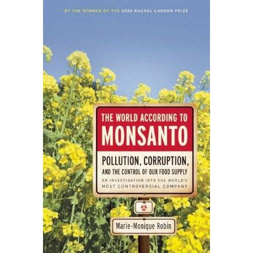 Marie-Monique Robin - The World According to Monsanto - Preis vom 19.06.2021 04:48:54 h