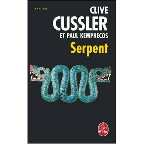 C. Cussler - Serpent (Ldp Thrillers) - Preis vom 22.06.2021 04:48:15 h