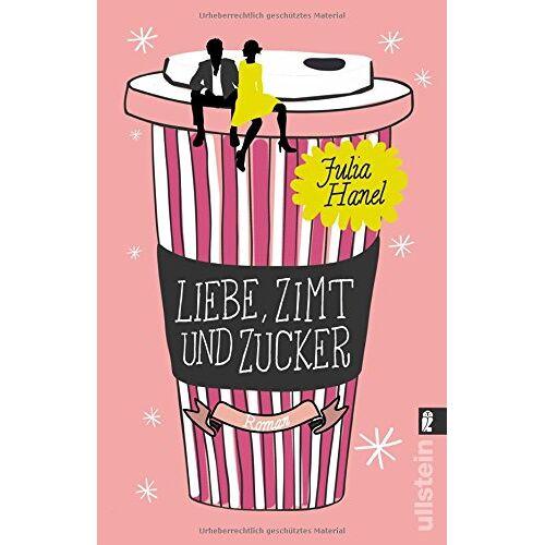 Julia Hanel - Liebe, Zimt und Zucker - Preis vom 23.07.2021 04:48:01 h