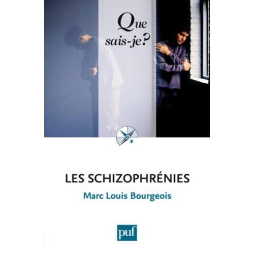 Marc-Louis Bourgeois - Les schizophrénies - Preis vom 30.07.2021 04:46:10 h