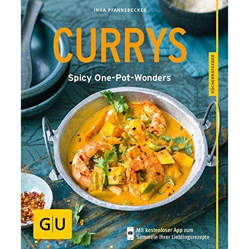 Inga Pfannebecker - Currys: Spicy One-Pot-Wonders (GU Küchenratgeber) - Preis vom 21.06.2021 04:48:19 h