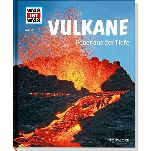 Manfred Baur - Was ist was Bd. 057: Vulkane. Feuer aus der Tiefe - Preis vom 12.06.2021 04:48:00 h